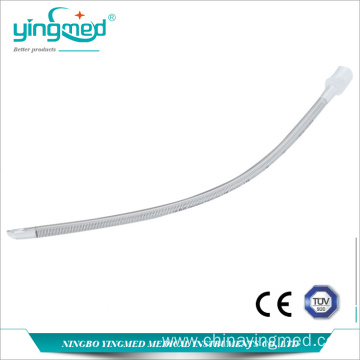 Oral and Nasal Reinforced Endotracheal Tube without cuff